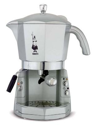 Bialetti mokona кофеварка инструкция