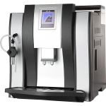 Кофемашина автоматическая Merol ME-711 Black Office